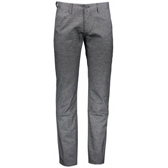 Pánské kalhoty OMBRE AP791 DARK GREY