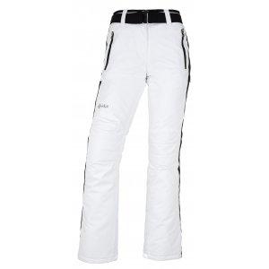 Dámské lyžařské kalhoty KILPI MURPHY-W JL0194KI BÍLÁ 1cdf37a316
