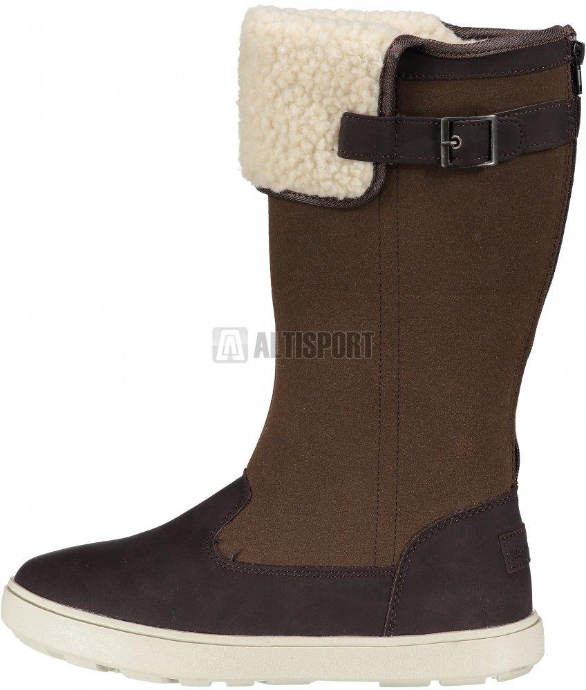 c0bfeb305c4 Dámské zimní boty ALPINE PRO NOELA LBTM183 HNĚDÁ velikost  EU 41 (UK ...