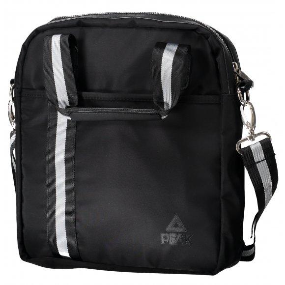 Taška přes rameno PEAK SINGLE SHOULDER BAG B682070 ČERNÁ