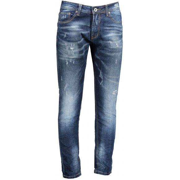 Pánské kalhoty OMBRE AP788 JEANS