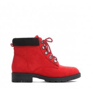 e29f3ded369 Dámské boty VICES 2222-19 RED