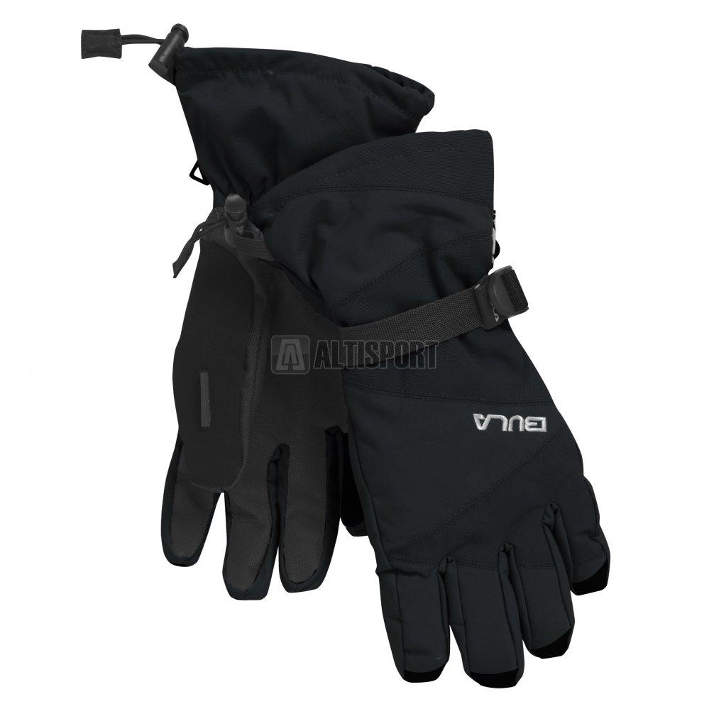 Dětské zimní rukavice BULA COACH GLOVES JR 712559 BLACK velikost  12 ... 0c4704cd9f