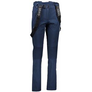 Dámské zimní softshellové kalhoty KILPI DIONE-W JL0013KI TMAVĚ MODRÁ 73d75a97f4
