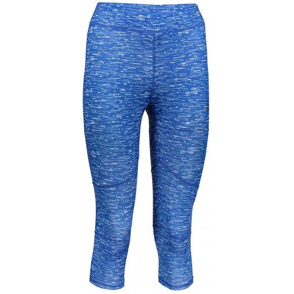 Dámské 3/4 kalhoty PEAK TIGHT 3/4 PANTS FW37712 MODRÁ