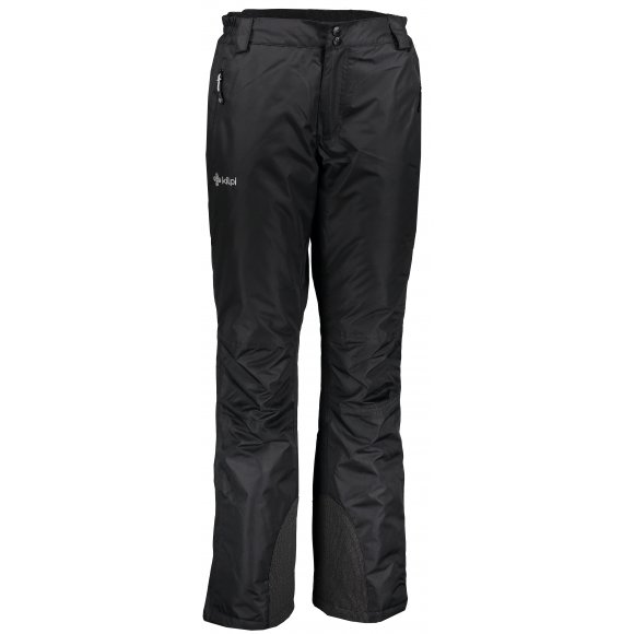 Dámské lyžařské kalhoty  KILPI GABONE-W JL9002KI ČERNÁ