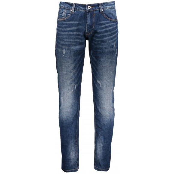 Pánské kalhoty OMBRE AP785 JEANS