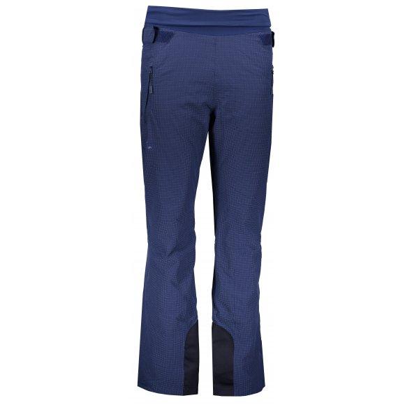 Dámské lyžařské kalhoty SALOMON CATCH ME PANT W L40450200 MEDIEVAL BLUE