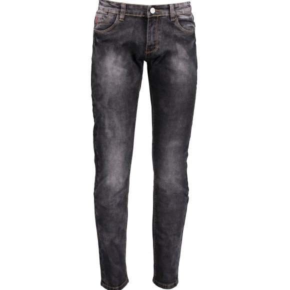 Pánské kalhoty OMBRE AP794 BLACK