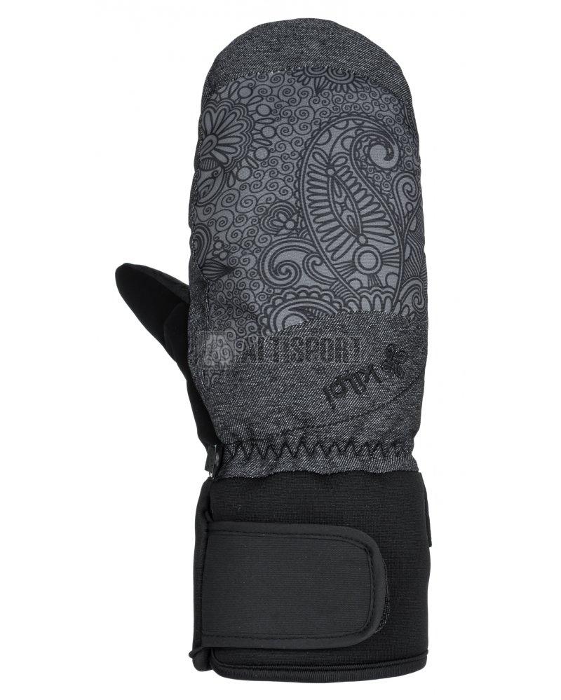 9a72f7169f8 Dámské lyžařské rukavice KILPI VERKA-W JL0237KI ČERNÁ velikost  S ...