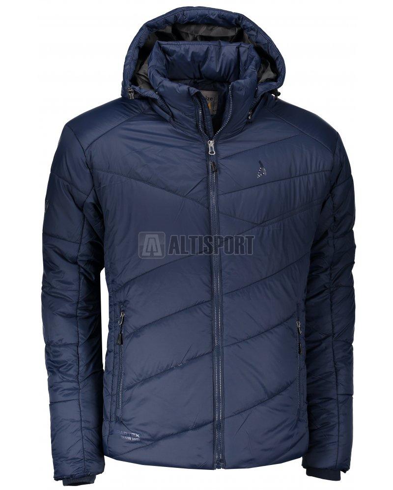 Pánská zimní bunda ALTISPORT MIARY TMAVĚ MODRÁ velikost  S ... 716fcab3aa