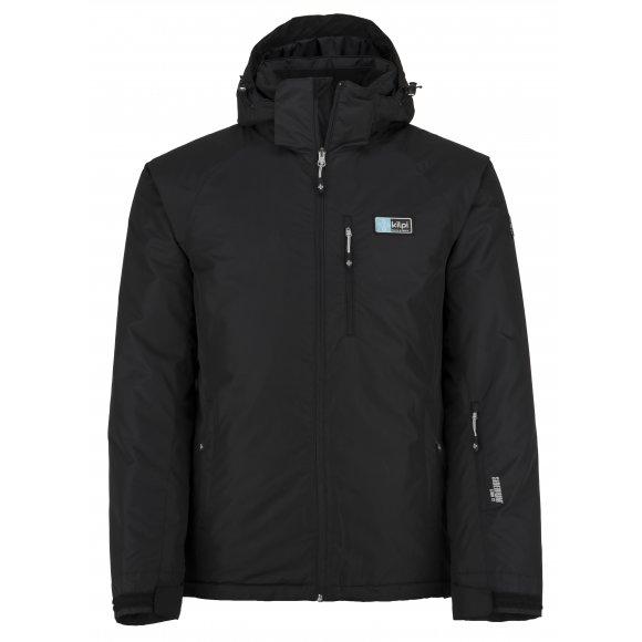 Pánská lyžařská bunda KILPI CHIP-M JM0077KI ČERNÁ