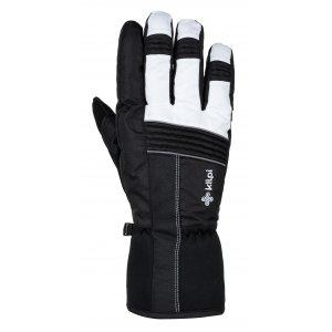 7b95125b800 Lyžařské rukavice KILPI GRANT-U JU0160KI BÍLÁ