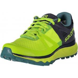 Pánské běžecké boty SALOMON TRAILSTER GTX L40612000 ACID  LIME GRAPHITE HYDRO. be6fd1c7b1