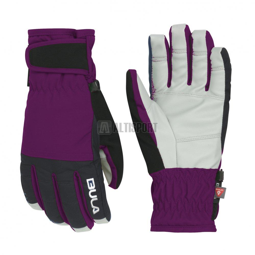 4b8371860f4 Dětské zimní rukavice BULA NORTH GLOVES JR 712561 PURPLE velikost  8 ...