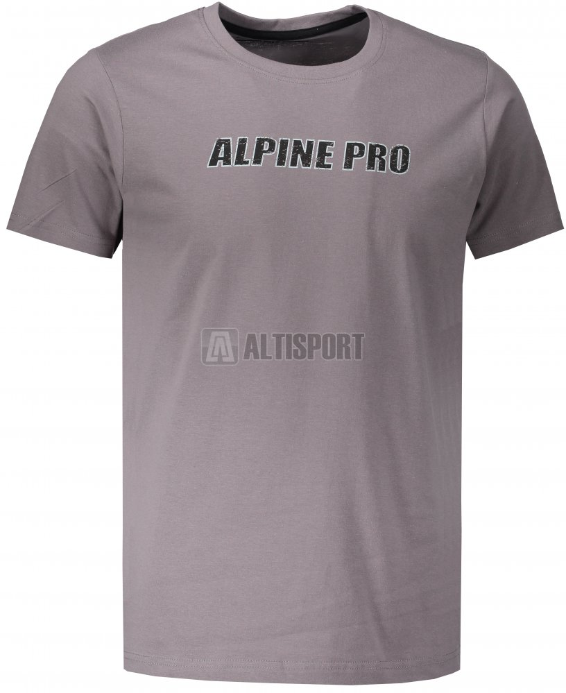 Pánské triko ALPINE PRO LEMON MTSM380 SVĚTLE ŠEDÁ velikost  L ... 1f0f4934e0