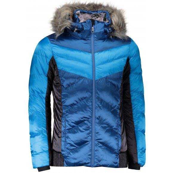 Pánská lyžařská bunda TRIMM MOON LAGOON/SEA BLUE/GRAFIT