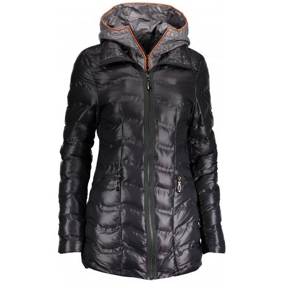Dámský kabát TRIMM BARBARA DEEP GREY