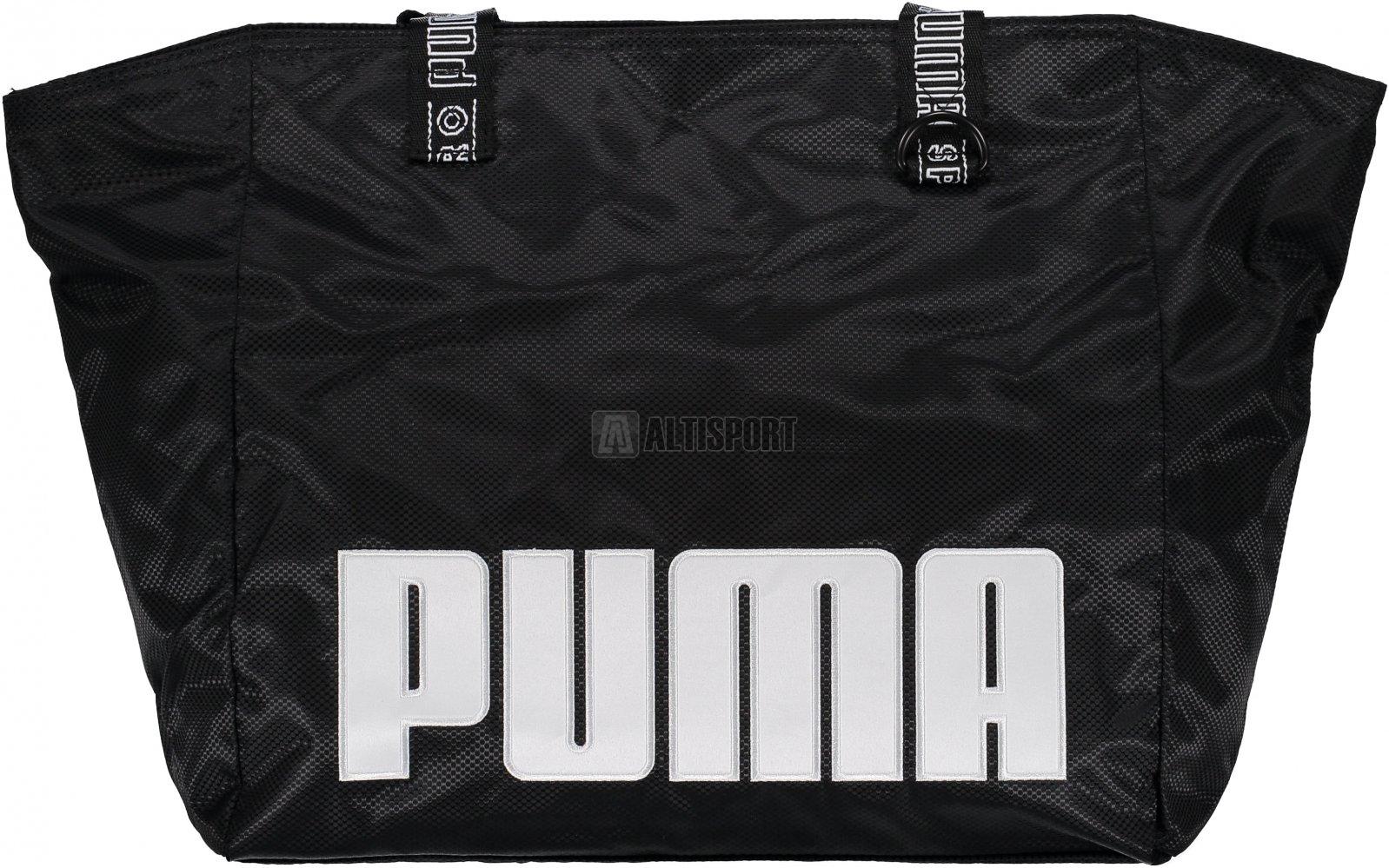 Dámská sportovní taška PUMA PRIME STREET LARGE SHOPPER 07540901 PUMA BLACK 88ba0783013