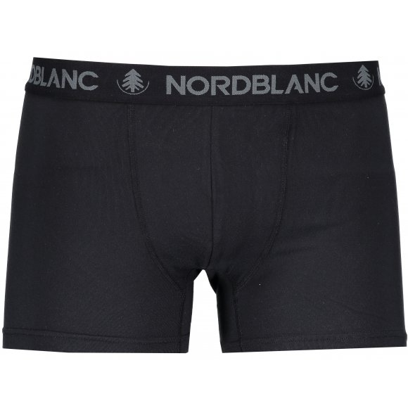 Pánské boxerky NORDBLANC NBSPM6865 ČERNÁ