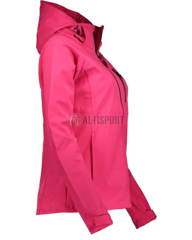 ddc35b4d315 Dámská softshellová bunda TRESPASS LORINA PINK LADY velikost  L ...