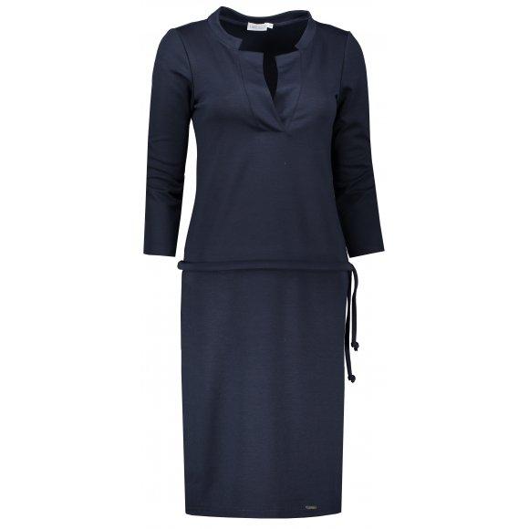 Dámské šaty NUMOCO A161-7 FIALOVÁ