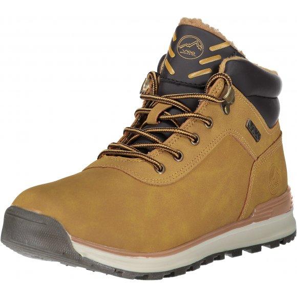 Pánské boty OMBRE AT249 CAMEL