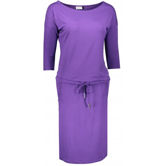 Dámské šaty NUMOCO A13-82 FIALOVÁ
