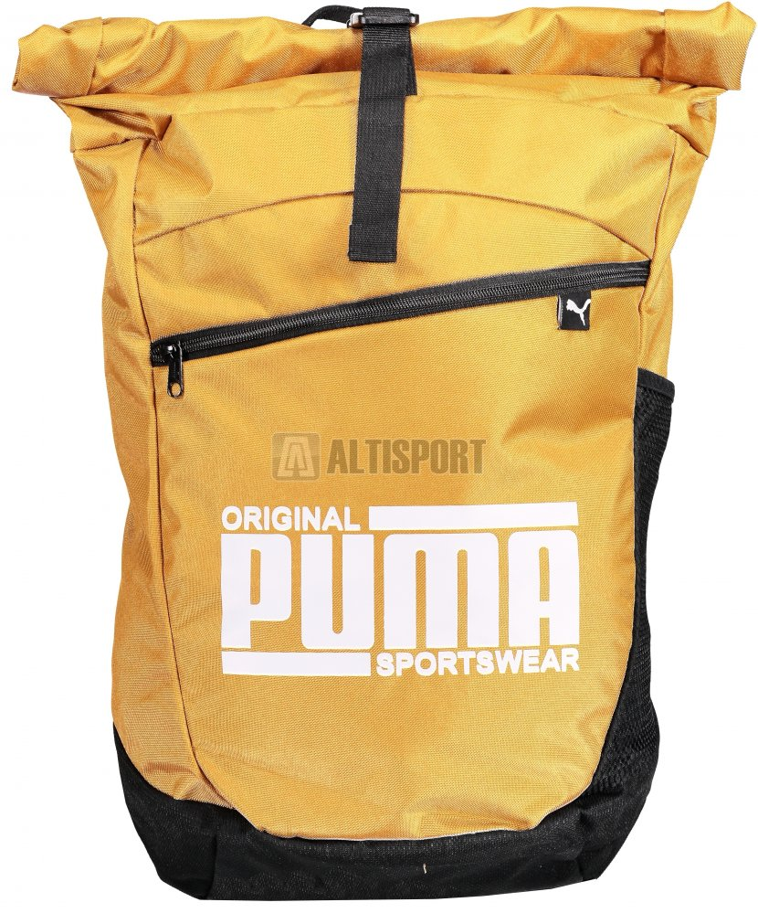 218fed7a266 Batoh PUMA SOLE BACKPACK 07543503 BUCKTHORN BROWN velikost  25 l ...