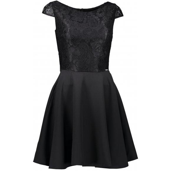 Dámské šaty NUMOCO A157-2 ČERNÁ