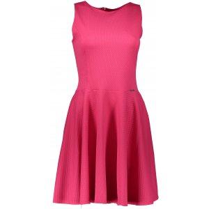 3f132395dd9 Dámské šaty NUMOCO A125-3 RŮŽOVÁ