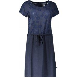 feea78413e3 Dámské šaty ALTISPORT ROSSA LSKN195 TMAVĚ MODRÁ