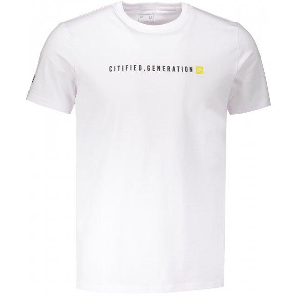Pánské tričko 4F TSM208 WHITE