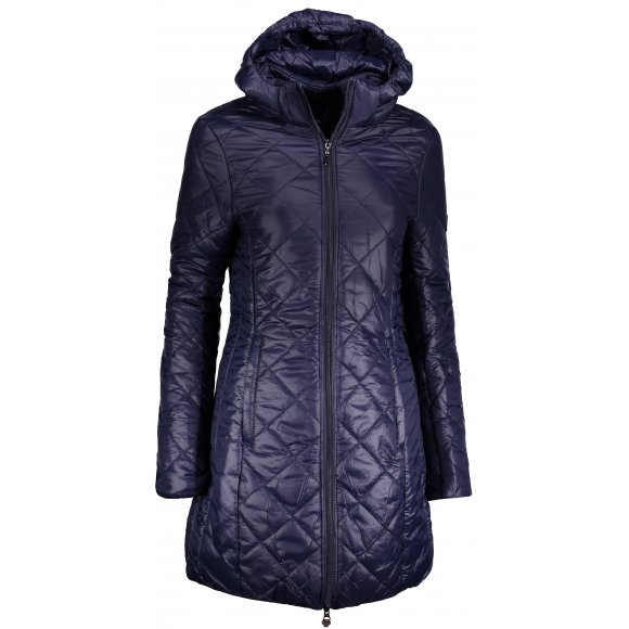 Dámský kabát TRIMM YOLANDA DARK NAVY