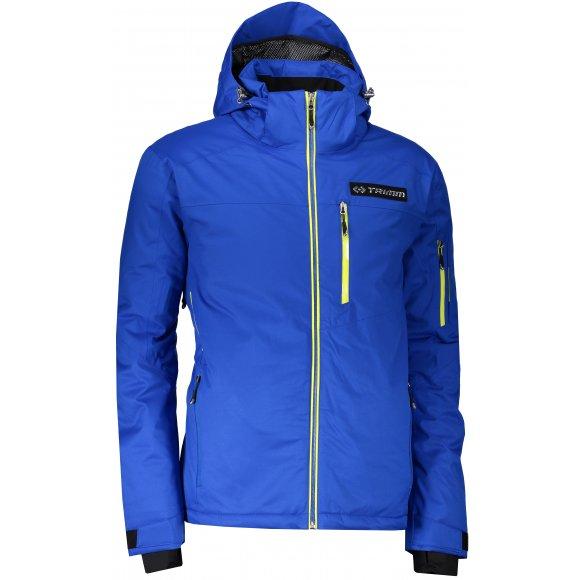 Pánská lyžařská bunda TRIMM FALCON ROYAL BLUE/LEMON