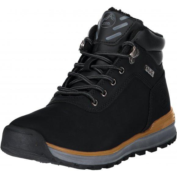 Pánské boty OMBRE AT249 BLACK