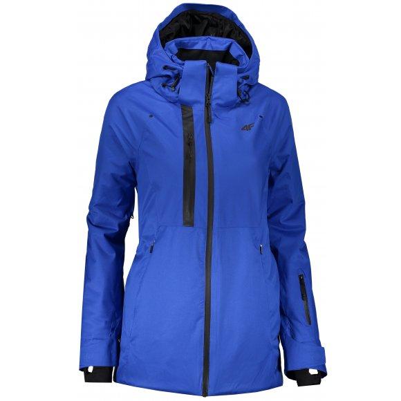 Dámská lyžařská bunda 4F KUDN206 COBALT