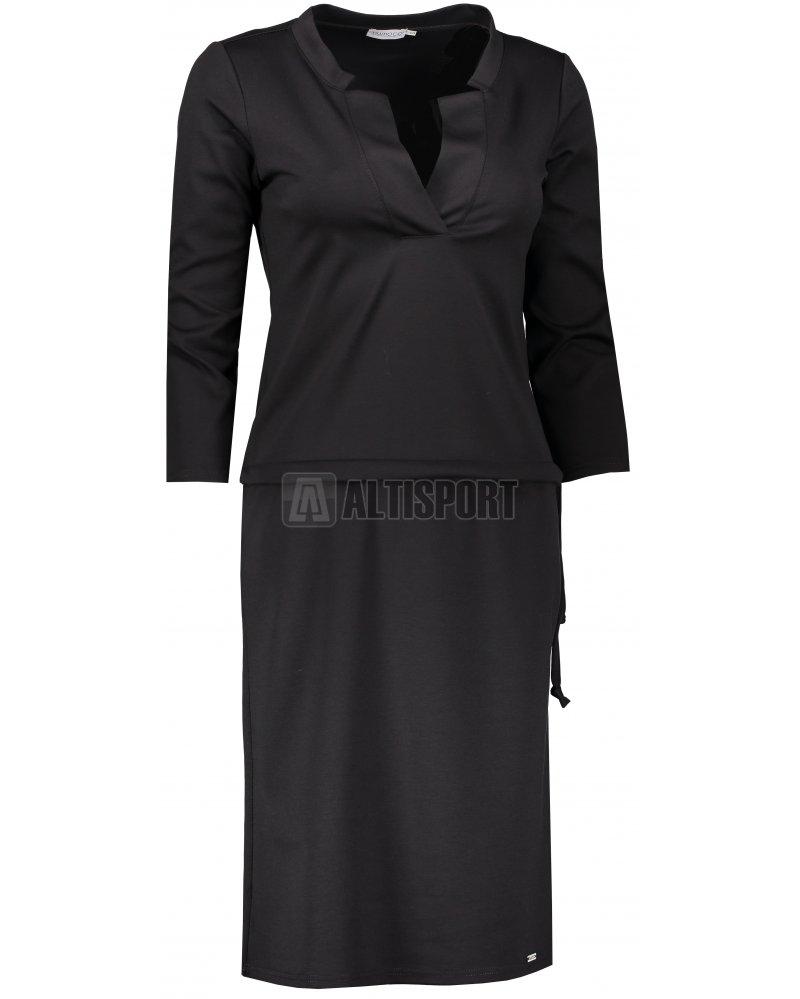 ecf4d8bb51e Dámské šaty NUMOCO A161-1 ČERNÁ velikost  XS   ALTISPORT.cz