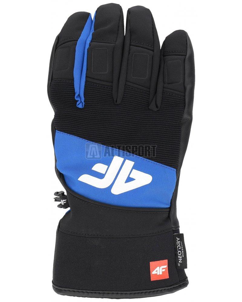 1cee7af6ad6 Pánské lyžařské rukavice 4F REM250 COBALT velikost  XL   ALTISPORT.cz