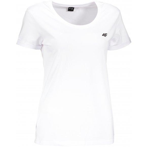 Dámské tričko 4F TSD303 WHITE