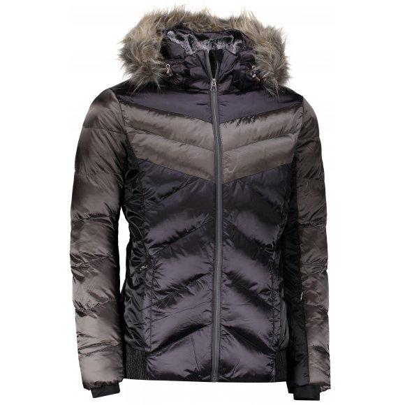 Pánská lyžařská bunda TRIMM MOON GRAFIT/PLATINUM/BLACK