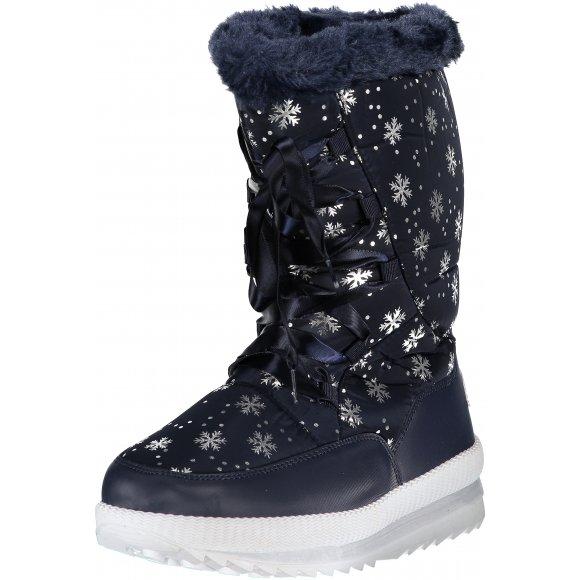 Dámské zimní boty VICES JB14-12 DARK BLUE