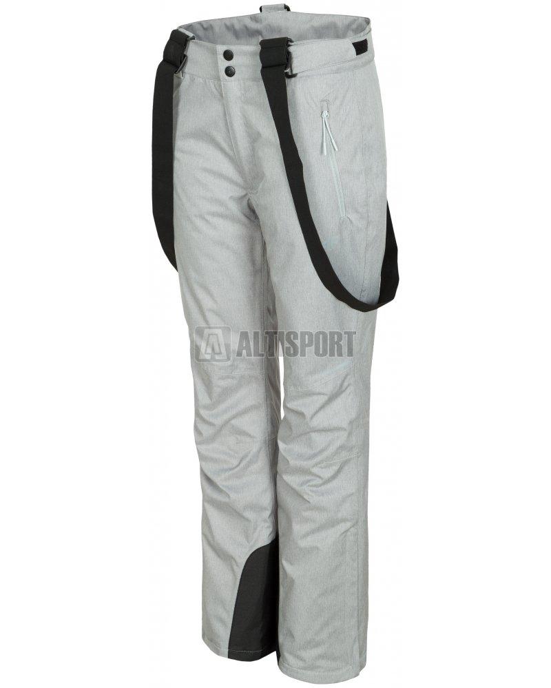 Dámské lyžařské kalhoty 4F SPDN300 COLD LIGHT GREY MELANGE velikost ... 756b0218b5