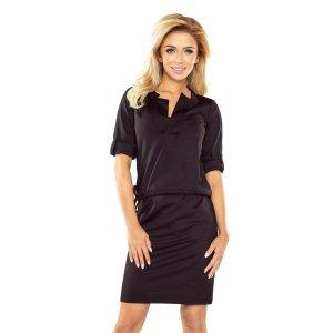 Dámské šaty NUMOCO A161-1 ČERNÁ velikost  XL   ALTISPORT.cz 8d0f8b4ab88