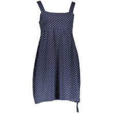 ac85d11615f8 Dámské šaty ALPINE PRO ZOBIA LSKN191 MODRÁ