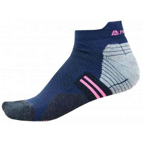 Ponožky ALPINE PRO DON USCN054 MODRÁ