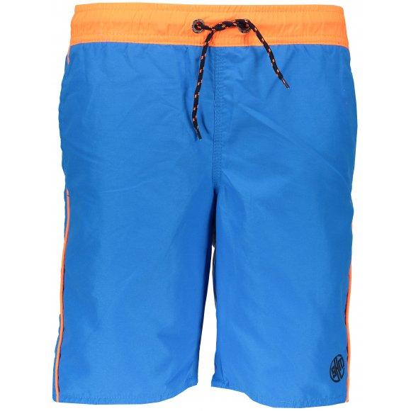 Chlapecké šortky SAM 73 BS 516 JASNĚ MODRÁ
