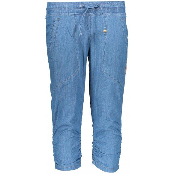 Dívčí 3/4 kalhoty SAM 73 GS 516 SVĚTLÁ DENIM