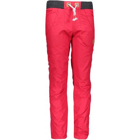 Dívčí kalhoty SAM 73 GK 515 ČERVENÁ