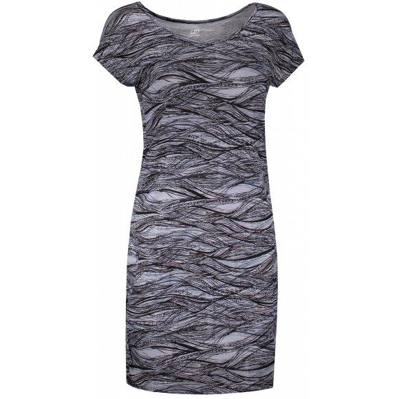 Dámské šaty HANNAH ZANZIBA ALLOY/ANTHRACITE